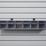 6 Tilt Bin Storage Unit EMPTY