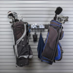 golf club holders for garage