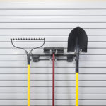 shovel holder garage
