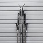 ski rack custom garage