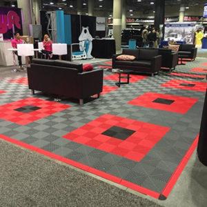 rental flooring tradeshow floor saskatoon