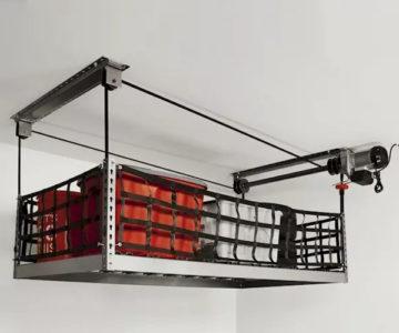 overhead storage garage