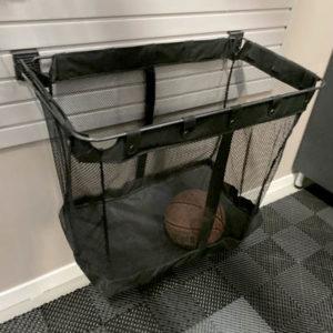 slatwall ball bin